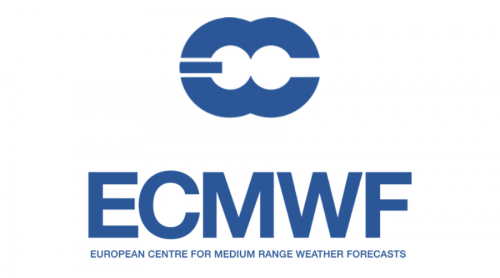 European Centre for Medium Range Weather Forecasts Logo