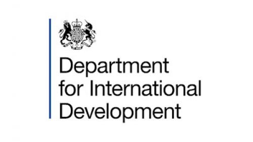 Dept for Int dev - logo