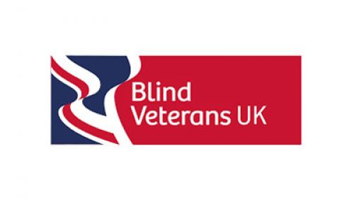 Blind veterans - logo